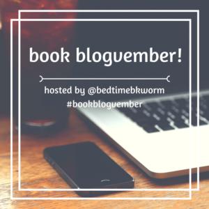 book-blogvember